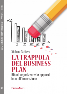 Copertina libro La Trappola del Business Plan